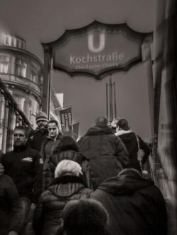 Berlin 'Die Mauer' – 1